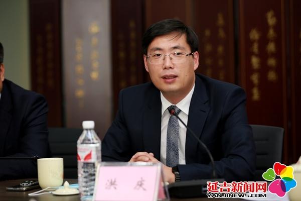 延吉市級老領導座談回顧過去話未來